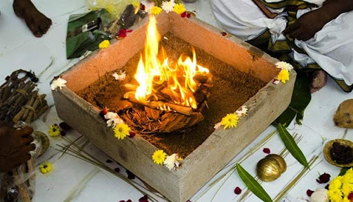 नवरात्रि में सरल एवं संछिप्त हवन विधि