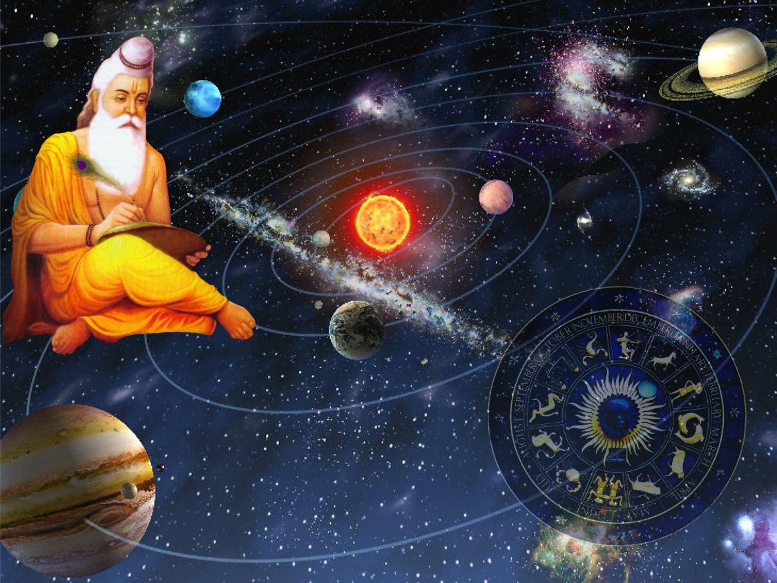 भारतीय ऋषियो को ज्योतिष विद्या का ज्ञान अत्यन्त प्राचीन काल से था