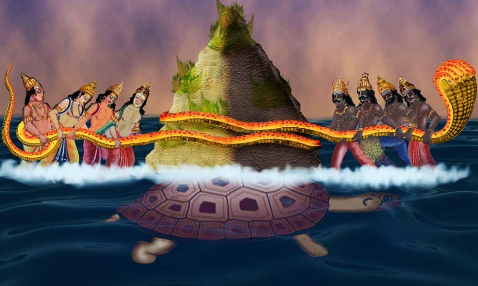 कुम्भ से संबंधित पौराणिक कथा
